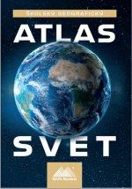 Školský geografický atlas Svet