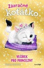 Zázračné koťátko Večírek pro princezny