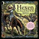 Hexenkalender 2022: Wandkalender/ Broschürenkalender 30 x 30 cm