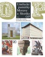 Umělecké památky Moravy a Slezska 3.