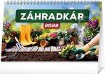 Záhradkár 2022 - stolový kalendár