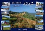Beskydy 2022 - nástěnný kalendář