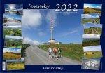 Jeseníky 2022 - nástěnný kalendář