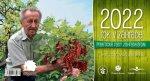 Rok v ovocnej záhrade 2022 - stolový kalendár